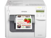 Epson TM-C3500 Barcode Label Printer