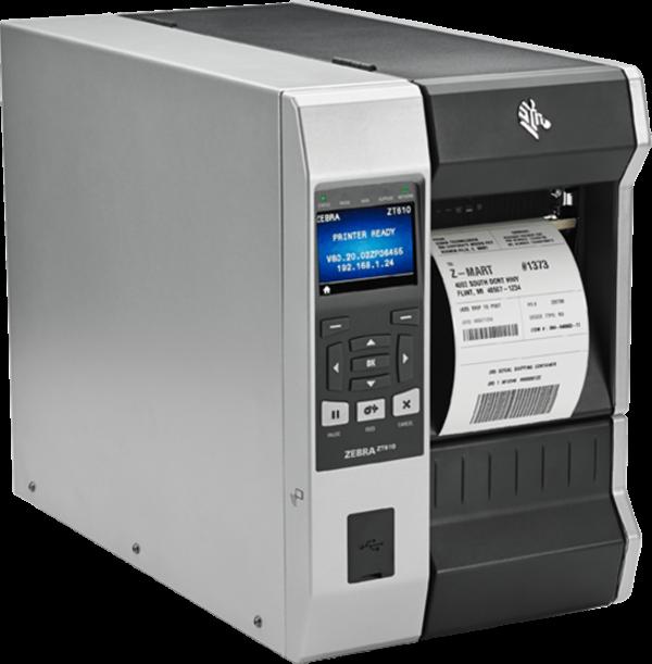 Zebra ZT610 Barcode Label Printer
